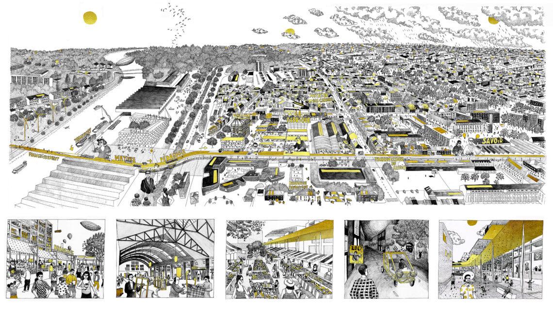 Obras et 169 architecture