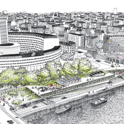 Concordet architecture, Réinventer Paris